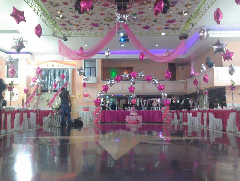 Pagina principal decoraciones con globos - Decoracion con globos ...